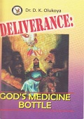 Deliverance God's Medicine Bottle